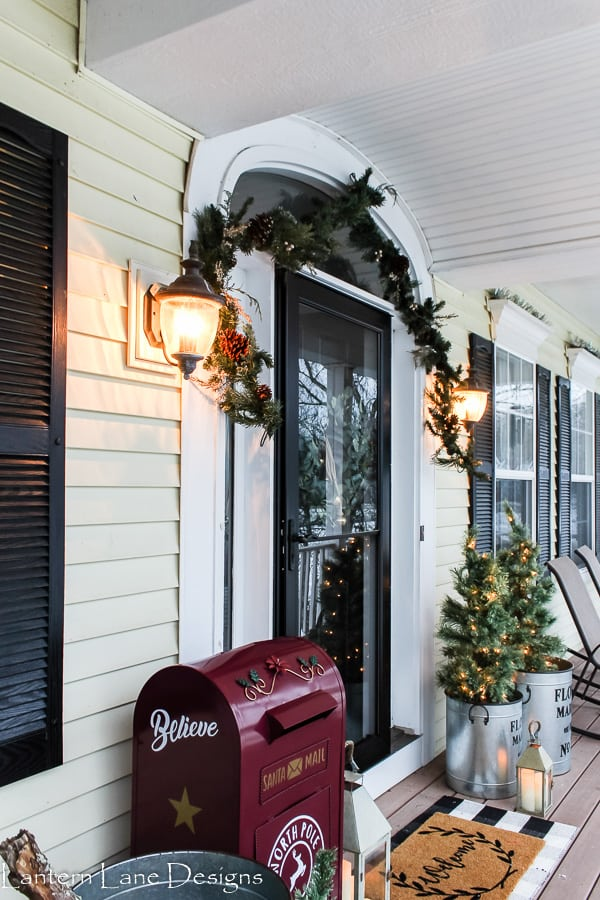 Christmas Decoration Ideas For Front Porch