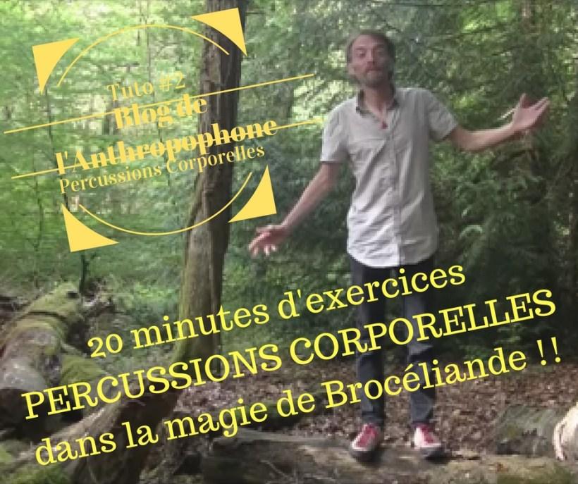 Tuto #2 - Exercices Percussions Corporelles