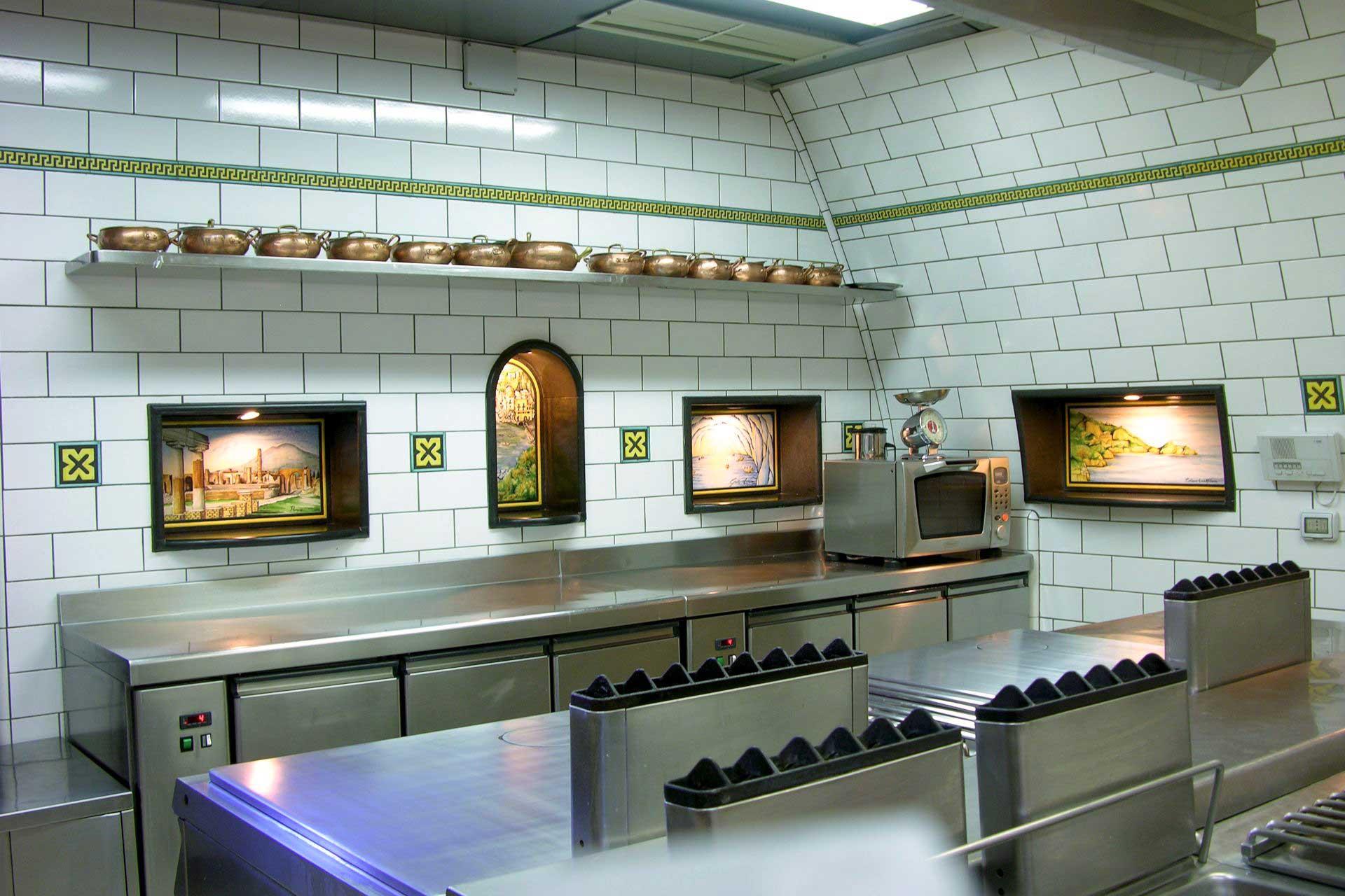 La Cucina  Ristorante LAntica Trattoria in Sorrento