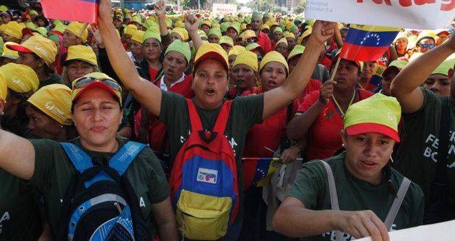 Venezuela, una giovane donna alla guida dell'Assemblea Costituente. Il popolo ha votato per la pace