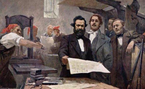 5 maggio 2018. 200 anni di Marx, l'uomo che ha mostrato come sconfiggere la spietata dittatura del profitto