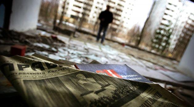 Immagini agghiaccianti: la zona morta di Chernobyl catturata da un drone