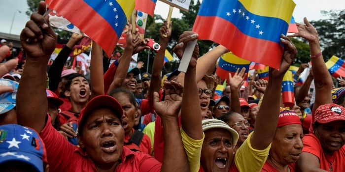Il Venezuela bolivariano sotto attacco
