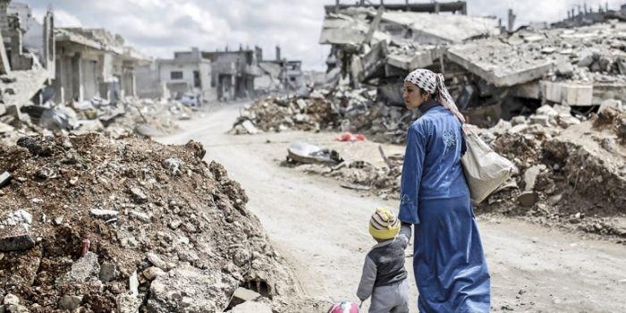 SANZIONI CONTRO LA SIRIA, UNA FARSA CHE UCCIDE LA POPOLAZIONE