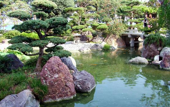 japanese garden lantoom quarry