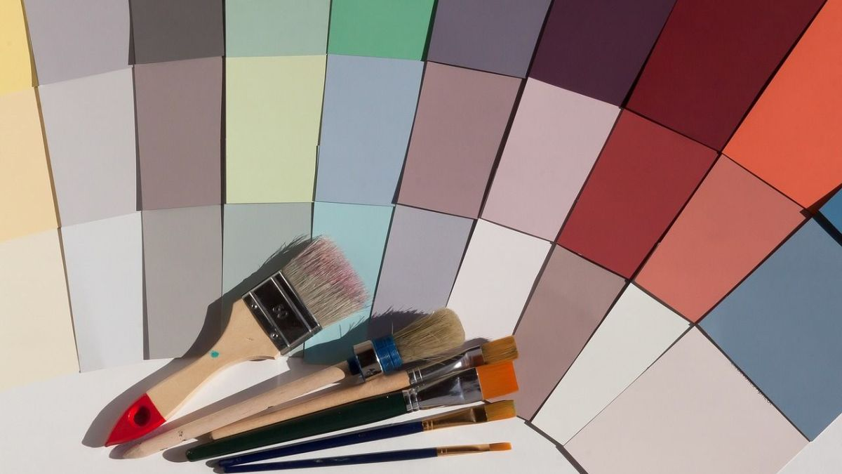color para pintar las paredes en una reforma