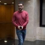 DIPUTADO DE FRENTE AMPLIO URUGUAY ANUNCIO QUE SE AMPLIARA LA DENUNCIA POR ESPIONAJE ILEGAL