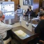 BARRIOS VULNERABLES: KICILLOF EVALUO CON EXPERTOS LA SITUACION Y PIDIO EXTREMAR CUIDADOS