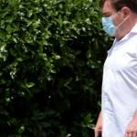 Montenegro rompió con Lucas Fiorini y le pidió la renuncia a cuatro funcionarios