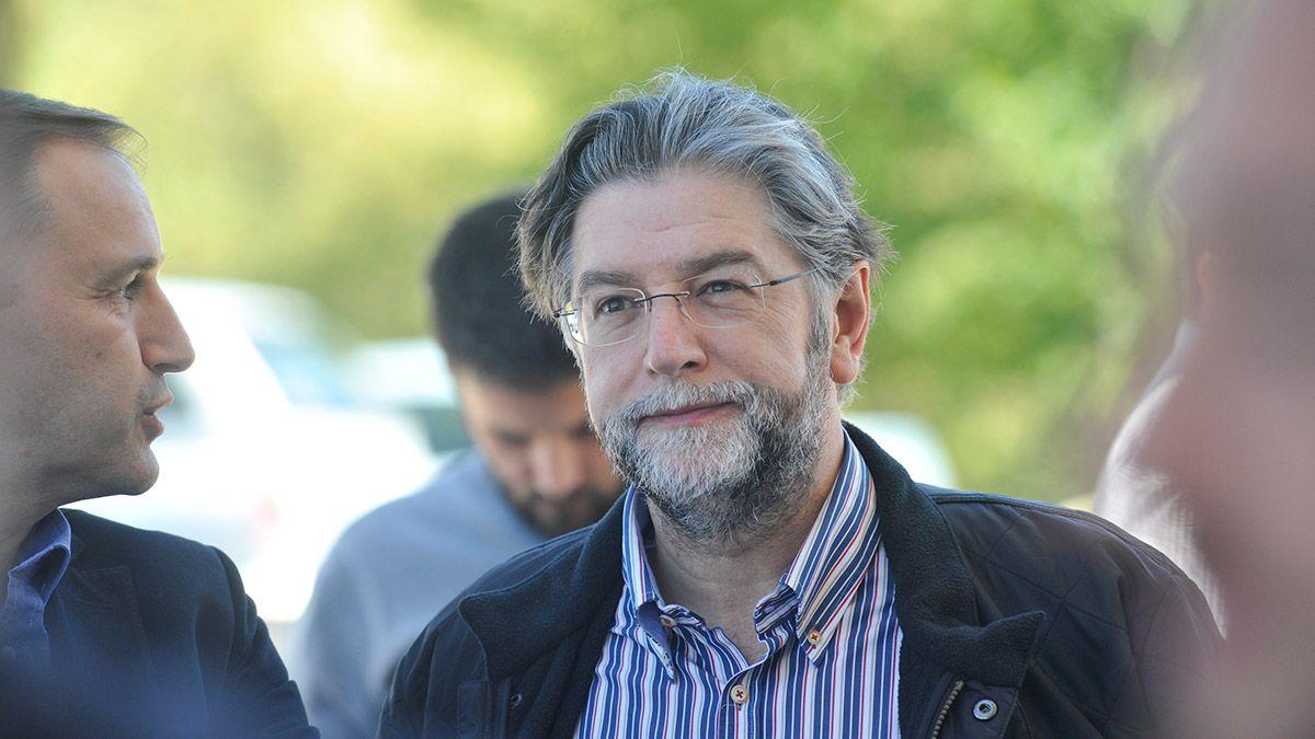 El jefe del servicio de Asuntos Económicos, Carlos Hurtado. | DANIEL MARTÍN