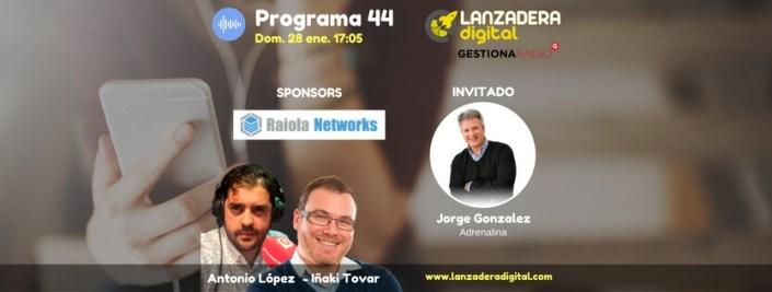 Jorge Gonzalez Radio