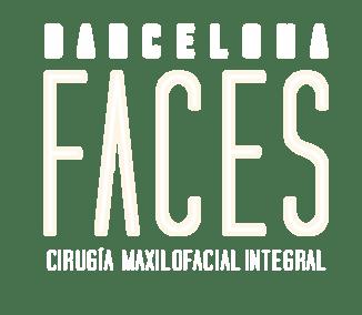 logo bcn faces diseño web hospital clinica maxilofacial diseñador diseñadora web freelance barcelona