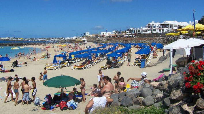 Playa Blanca - Hombre