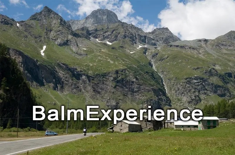 BalmExperience