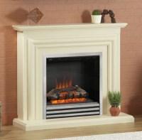 Carina Eco Electric Fireplace, Ireland, Electric Heaters ...
