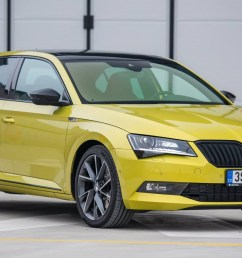 the skoda superb is a great drive according to our man bob [ 1920 x 1080 Pixel ]