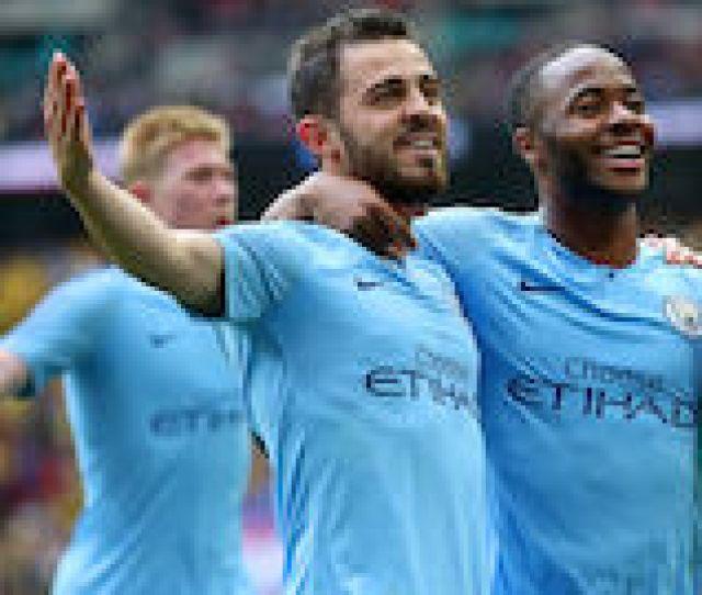 Manchester City Erster Englischer Triple Sieger