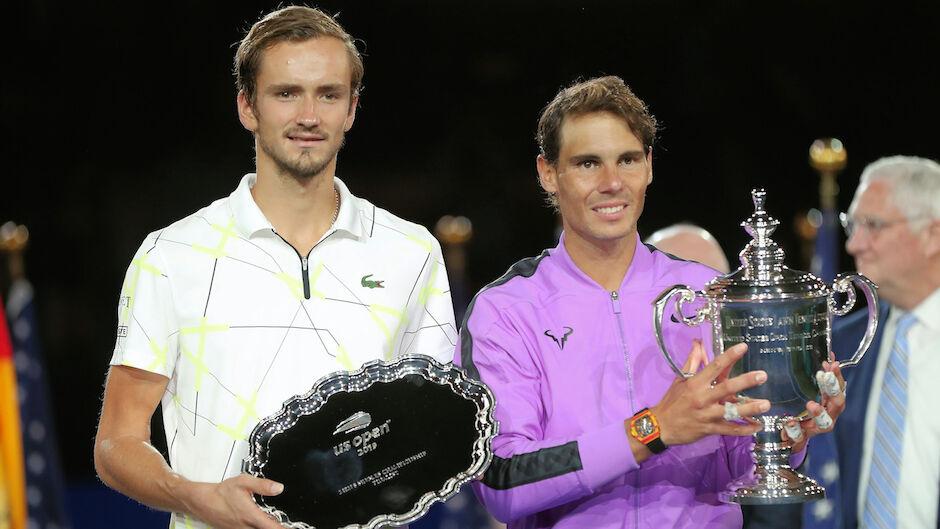 Rafael Nadal US Open 2019 Finale