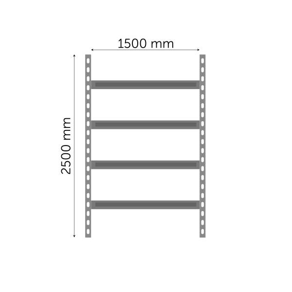 Meediumriiuli põhiosa niiskuskindel vineerplaat 2500x1500mm