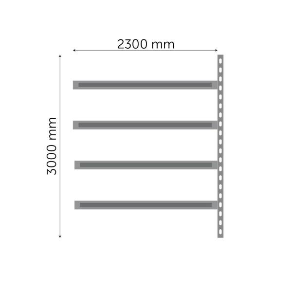 Meediumriiuli jätkuosa niiskuskindel vineerplaat 3000x2300mm