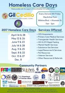 homelesscaredays