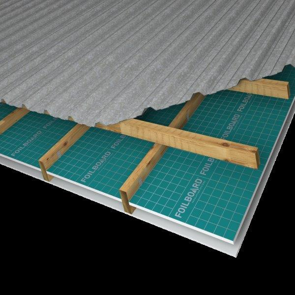 A Complete Guide To The Foil Board Insulation