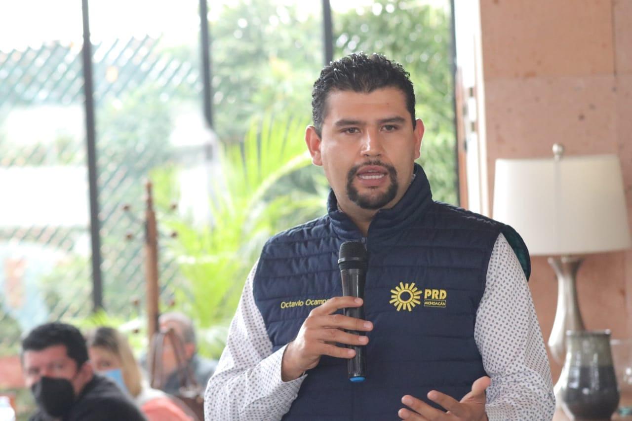 Liderazgos de Zitácuaro se suman al proyecto de Octavio Ocampo.