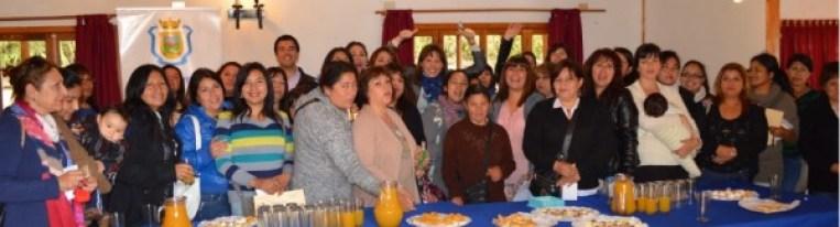 1er Encuentro Comunal de Mujeres