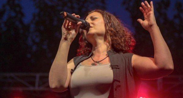 Cierre IV Festival de Jazz - Francesca Ancarola