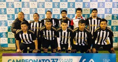 Campeonato de Futbolito 7×7 Caja Los Andes: 63 equipos participarán