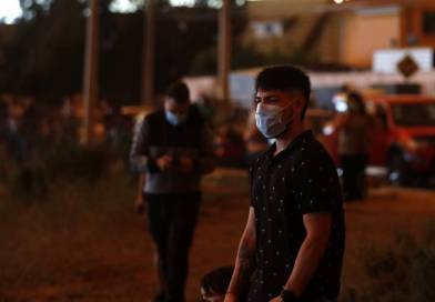 Levantan toque de queda en la provincia de Marga Marga tras incendio de Quilpue