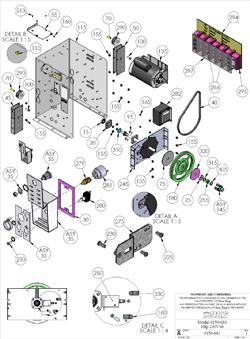 Doorking Parts Slide Gate Operators 9150-081 Doorking