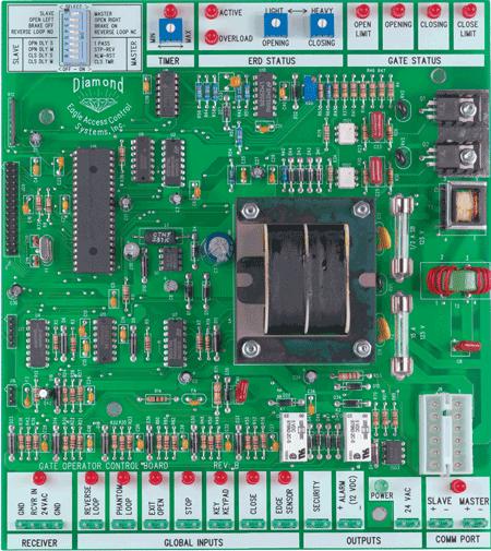 Ramset Boards Ramset Circuit Boards Intellignet Main Control Boards