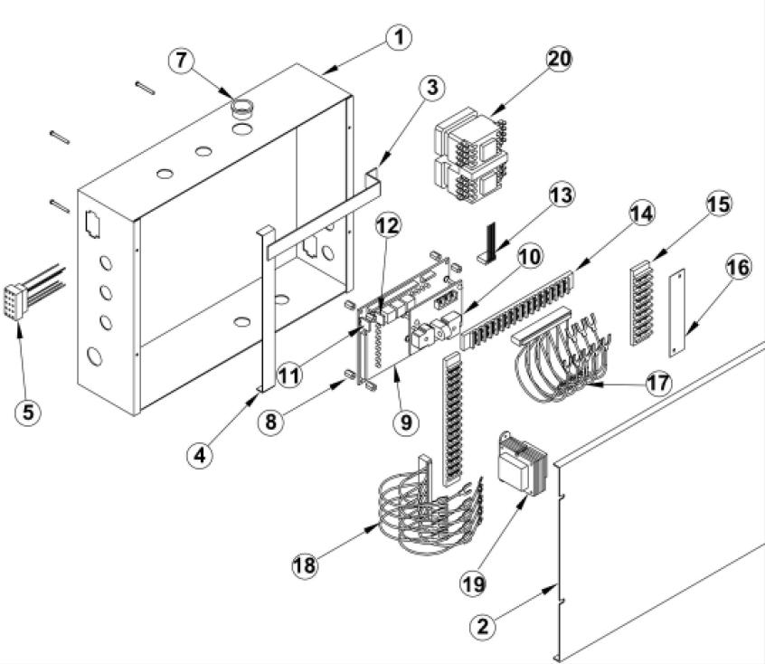 OSCO Sliding Gate Opener Replacement Parts-OSCO HSLG gate