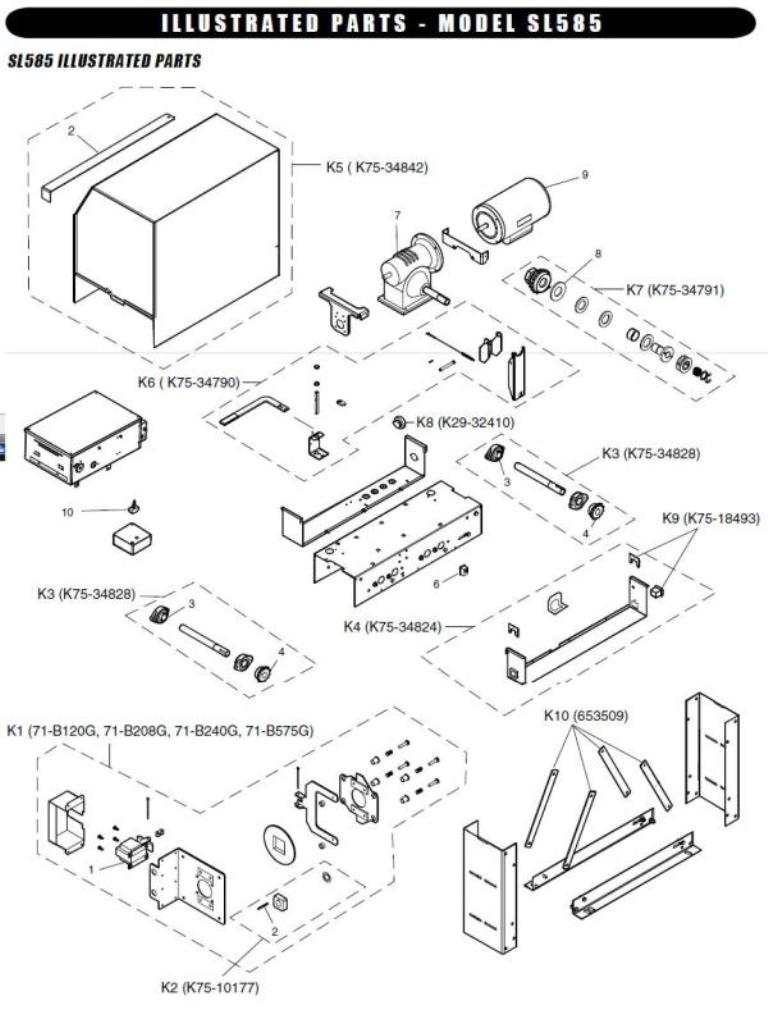 Liftmaster 460v Wiring Diagram : 30 Wiring Diagram Images