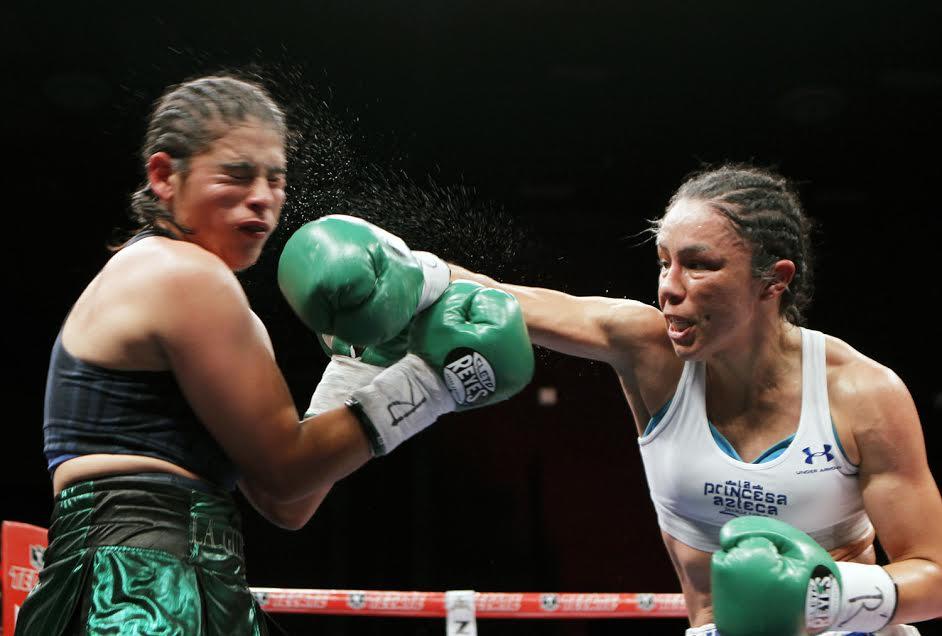 VIDEO PAN usa a ex boxeadora para defender a Anaya  La