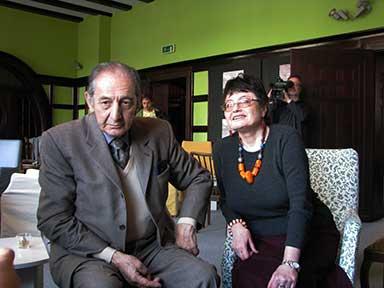 Krystyna  Rodowska, Eduardo Lizalde