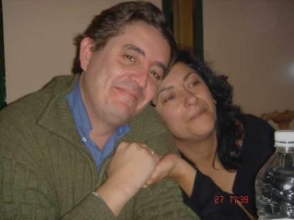 Luis y Almudena Grandes