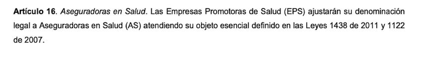 Uribe y Duque vienen por todo: ¡Ahora le toca a la salud! O lo que quedó de ella