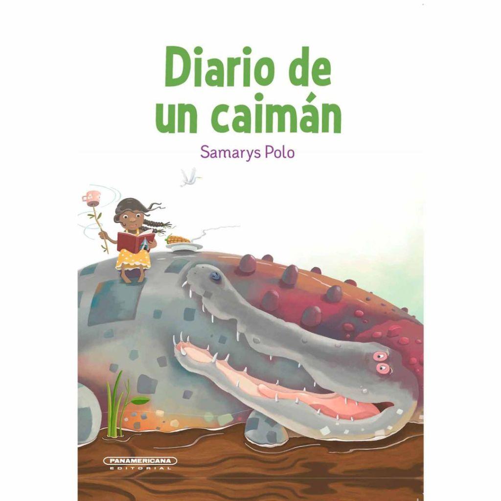 DIARIO DE UN CAIMÁN: Una historia del Caimán Cienaguero
