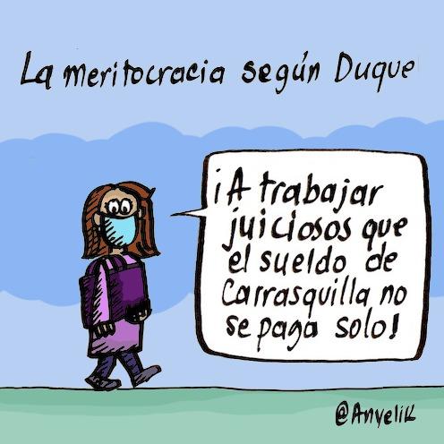 Carrasquilla-meritocracia-caricatura-Anyelik.png