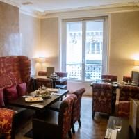 Salon de thé restaurant Saint-Honoré