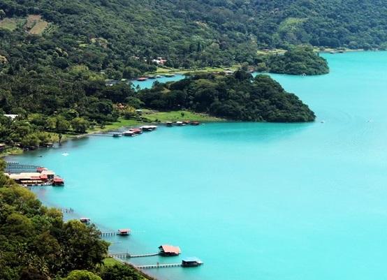 Resultado de imagen para lago de coatepeque