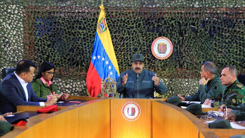 Agregado militar de Venezuela en EE.UU. reconoció a Guaidó