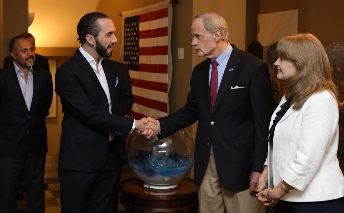 Ministros del Triángulo Norte y EEUU se unen contra las pandillas