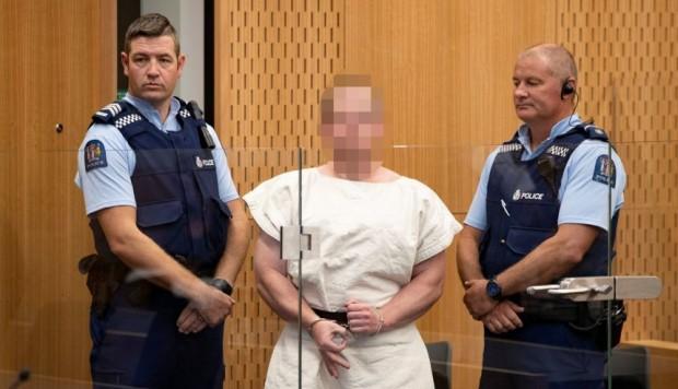 Video Masacre En Nueva Zelanda Detail: Autor De Masacre En Nueva Zelanda Hace Gesto Supremacista