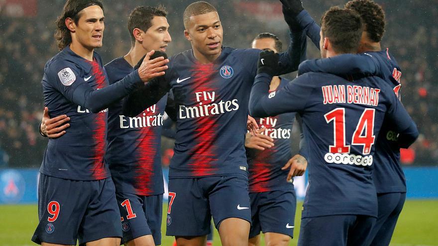 El empate del Lille da la liga al PSG