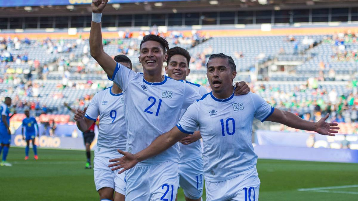 Definidos los rivales de México en la Copa Oro