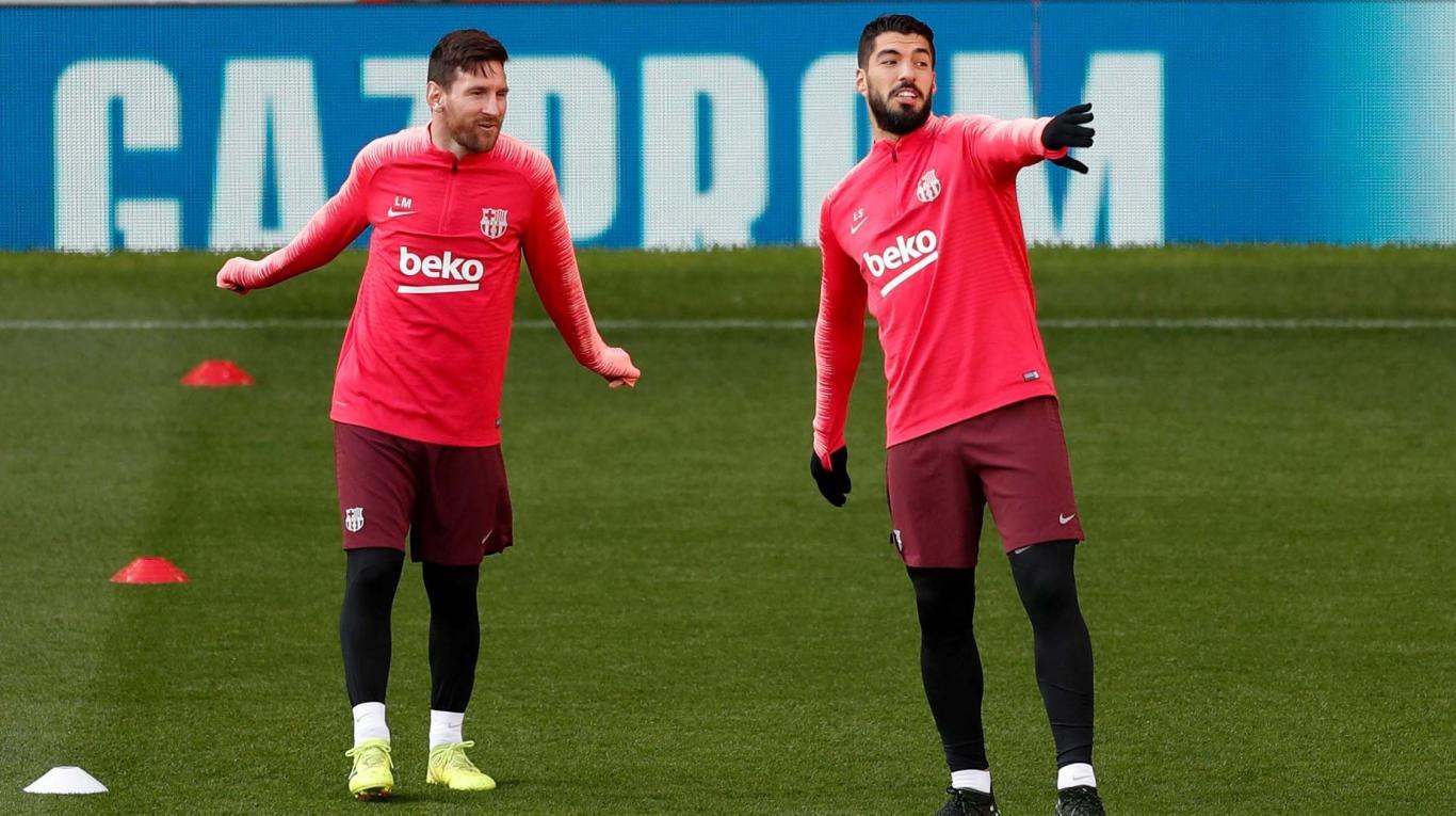 Valverde recupera a seis piezas clave para el duelo contra el United