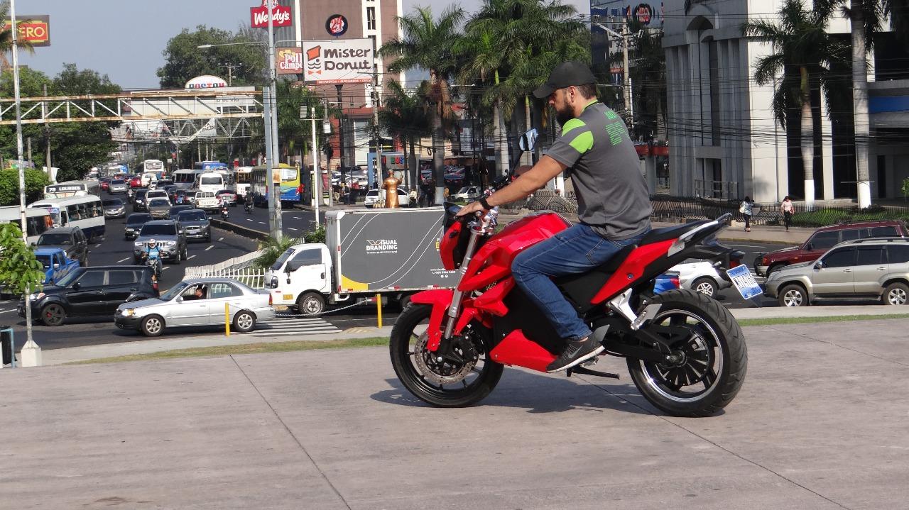 Resultado de imagen para motos electricas el salvador